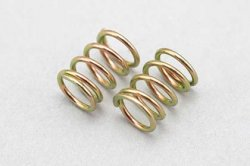 YF-14SH King pin spring (Gold/hard 2pcs) for