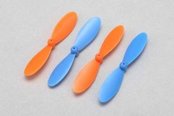 HM-X6802 Propeller set for HMX 68 (4pcs)