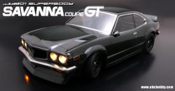 MAZDA SAVANNA COUPE GT