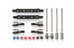 54634 Type-S Steel Sus Mount Set - TT02