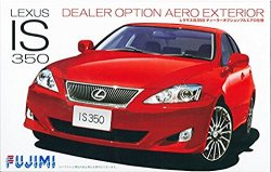 1/24 Lexus IS350 w/Option Parts