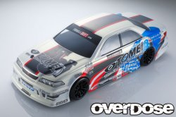 OD2371 JZX100 Mark II & Team Kenji with Tomei Powered