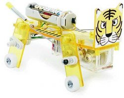 71109 Mechanical Tiger - Four Legged Walking