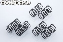[PO April] OD2507 OD High Performance Shock Spring 1.2mm Set