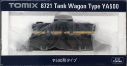 8721 Tank Wagon Type YA500