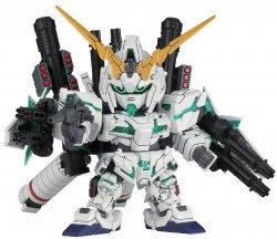 BB 390 FULL ARMOR UNICORN GUNDAM