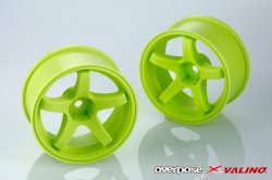 [PO OCT] OD2775 VALINO GV330 26mm (Lime Yello