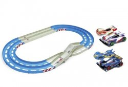 94974 JR Mini 4WD Oval Home Circuit - Blue/Includes Special Kits