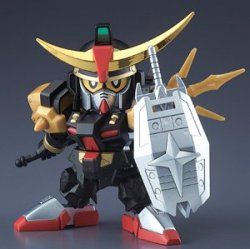 Day SALE! SD Legend BB Musha Gundam Mk. III