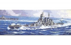 1/700 USS Battleship North Carolina