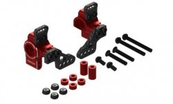 STR207R Drift Package Direct-Coupled Damper Rear Upright Red
