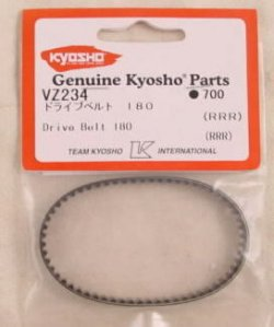 VZ234 V-One RRR Drive Belt 180