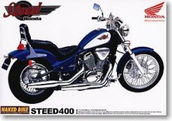 NB16 HONDA STEED 400 1/12
