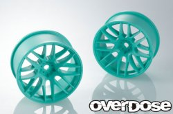 OD2336 Work Emotion M8R (Energy Mint / OFF+5) Limited Ed