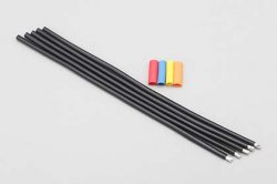 BL-12WB1 12 Gauge Black Cable for Blushless