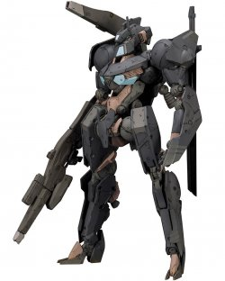 FA056 Frame Arms Kage Tora (Shadow Tiger)