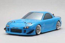 SD-REAB Body Set for RE AMEMIYA FD3S RX-7 Graphic decal less)