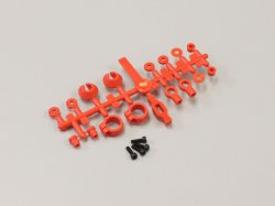 SC222-03B Shock Plastic Parts Set (Scorpion 2