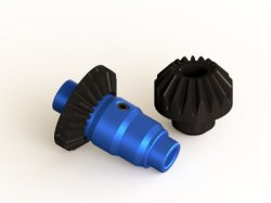 STR103 TT01 Counter Drift Univer Ver1.5 (17T & 29T Gear / Solid)