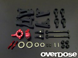 OD1617 Front A Arm Suspension Kit (For Vacula / RED)