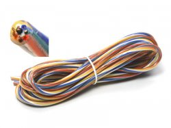 Multicore Remote Control Cable - 8-Wire Multi