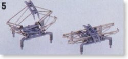 11-419 Pantograph Type PS16 for AC/DC Style 2