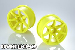 OD2722 R-SPEC WORK EMOTION T7R (Fluorescent yellow +7)