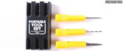74057 Portable Tools Set - for Drilling