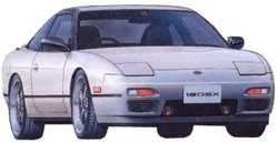 RPS13 180SX Early Model `96
