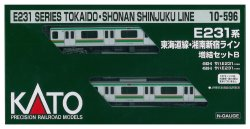 10-596 Series E231 Tokaido / Shonan-Shinjuku Line Add-On 2 Car