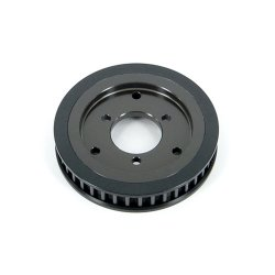DL326 40T Aluminium Pulley One Way Solid