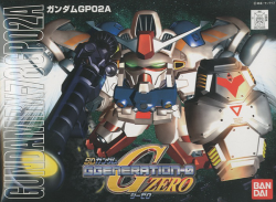 BB #202 SD GUNDAM GP02A