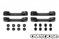 OD2398 Aluminum Suspension Mount Set (For GALM / Black)