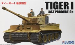Tiger I Latest Production
