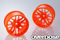 OD2333 Work Emotion M8R (Mandarin Alert / OFF+5) Limited Ed