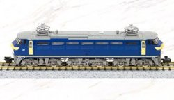 J.R. Electric Locomotive Type EF66-0 Middle V