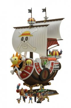 ONE PIECE THOUSAND SUNNY NEW WORLD