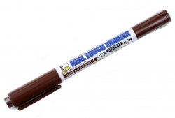 GM407 Gundam Marker Real Touch Marker Brown 1