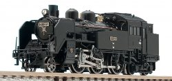 Moka Railway Steam Locomotive Type C11 C11-32