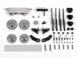 RC Body Accessory Parts Set - Touring Car