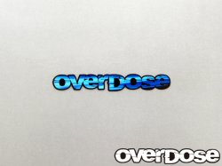 OD1336 Sticker Small BLUE