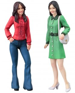 70`s Girls Figure