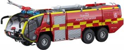 Rosenbauer Panther 6x6 Airport Crash Tender `