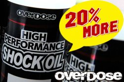 OD2355 High Performance Shock Oil #20 (20% Mo