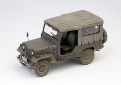 JSDF Type 73 Light Truck Canvas Top
