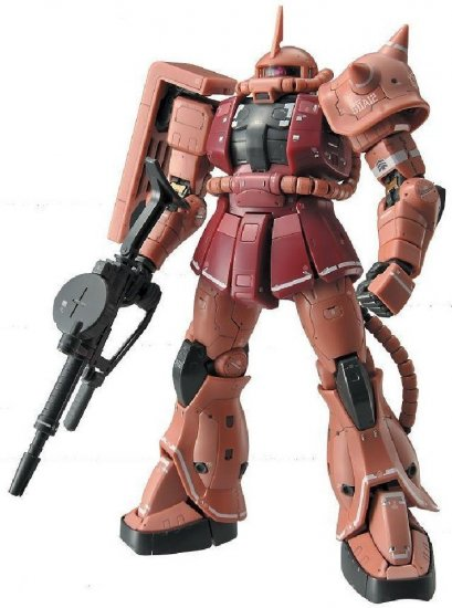 RG MS-06S Char's Zaku II - Click Image to Close