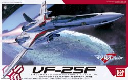 VF-25F Messiah Valkyrie Fighter Mode Alto Cus