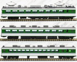 HO-051 1/80 J.R. Limited Express Series 489 A