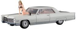 1966 American Coupe TypeC w/Blond Girls Figure