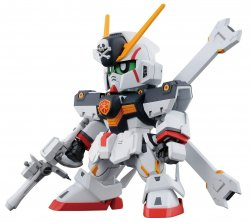 SD CS02 CROSSBONE GUNDAM X1